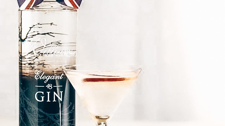 Chase cocktail, Chase Martini, Chase Gin, Alles over gin.