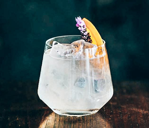 Cocktail met East Imperial, Alles over gin.