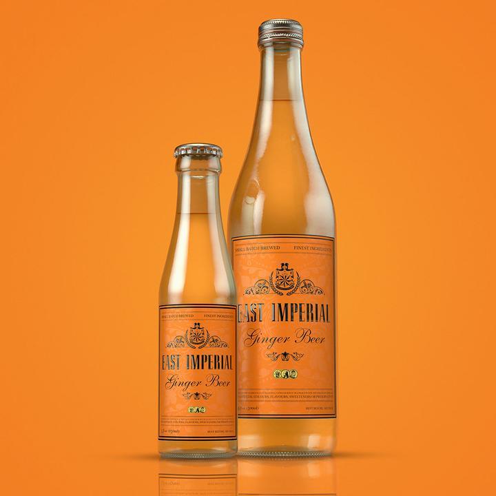 East Imperial Ginger Beer, Alles over gin.
