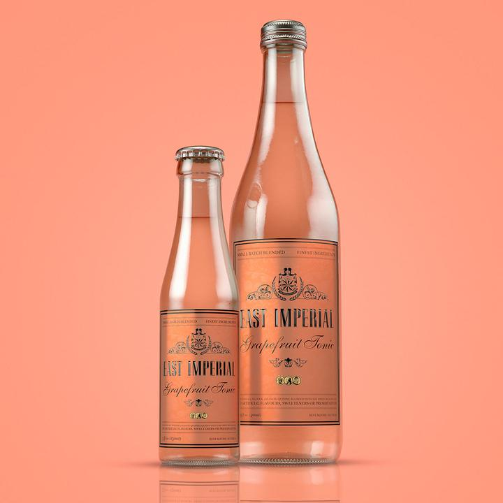 East Imperial Grapefruit Tonic, Alles over gin.