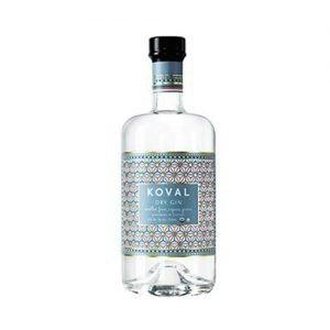 Fris en floraal, KOVAL Dry Gin, Alles over gin.