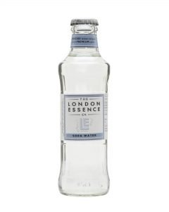 London Essence, Soda Water, Alles over gin.