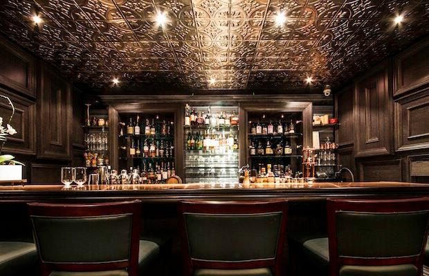 Speak Low bar in Shanghai, Source of picture is 50 Best bars, Alles over gin.