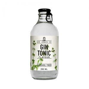 Citrus en fris, Sir. James 101 Gin Tonic, Alles over gin.