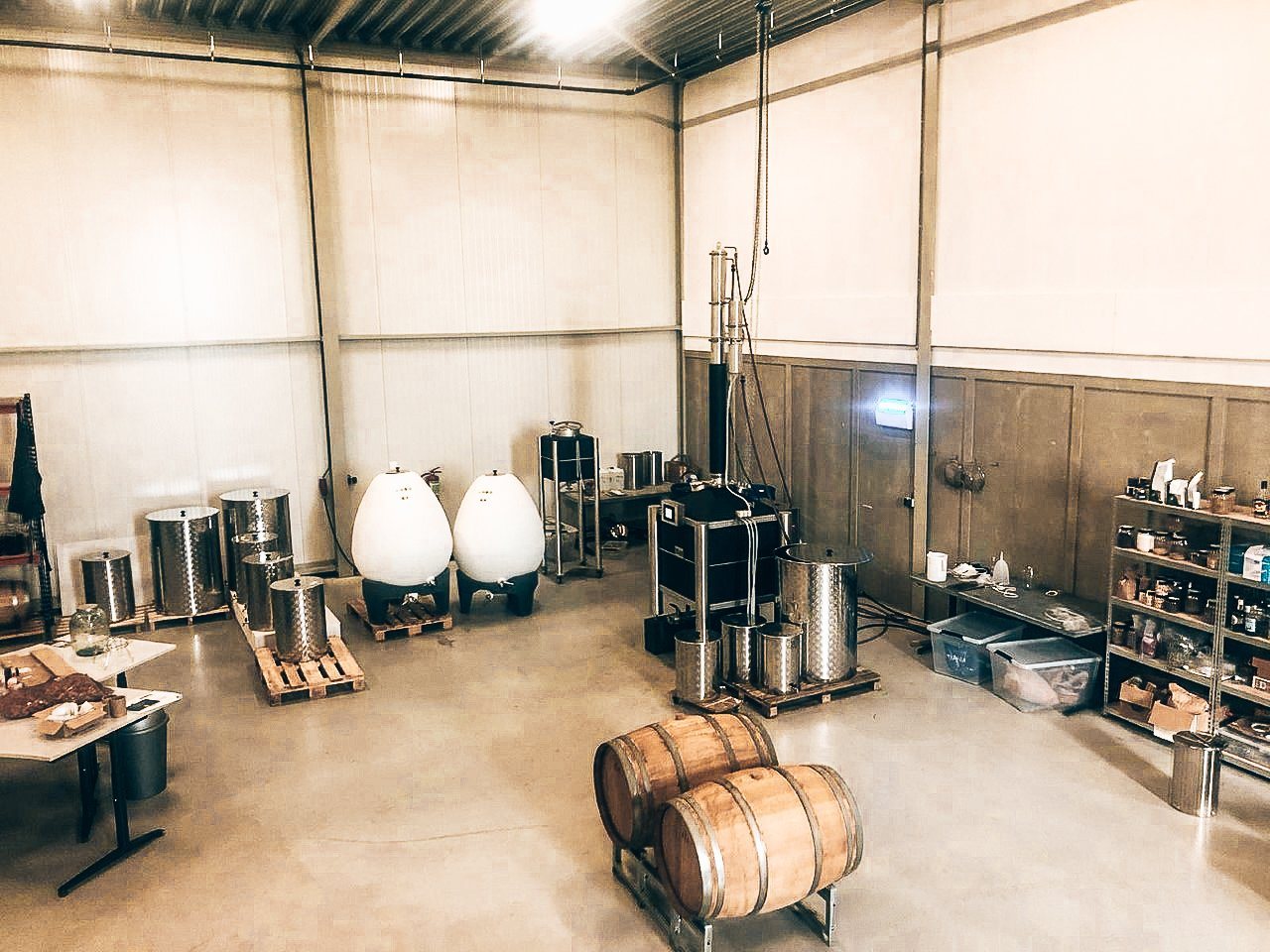 DelRey Distillery in Hengelo, Alles over gin.