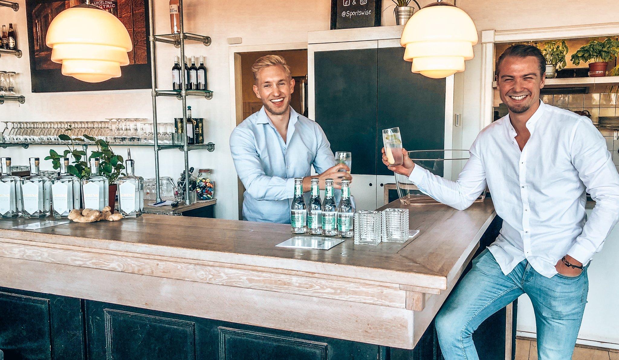 Founders Ghino Gin, Koen en Jurriën, Alles over gin.