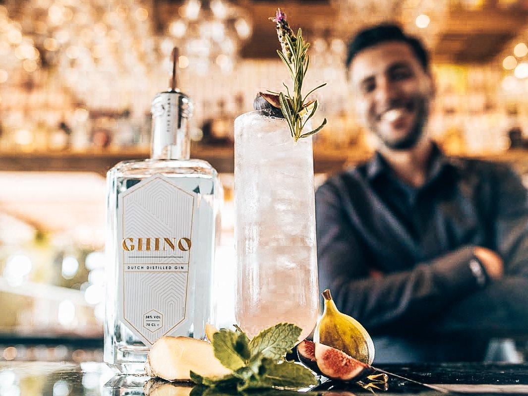 Het persoonlijke verhaal achter Ghino Gin, Alles over gin.