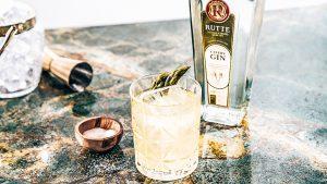 Rutte Asparagus, Rutte Cocktail, Alles over gin.