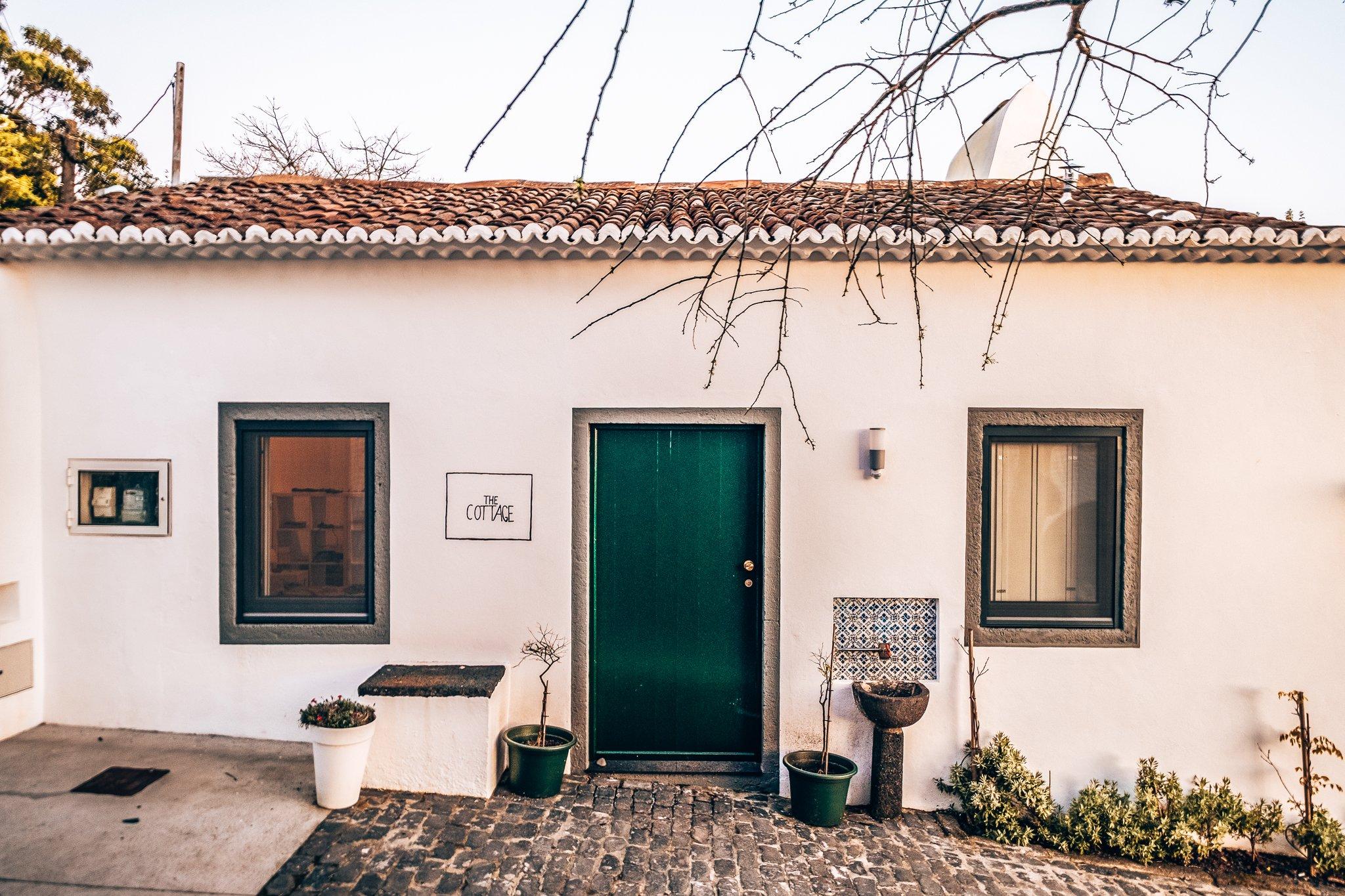 De cottage van Solar Branco Eco Estate, Azoren, Alles over gin.