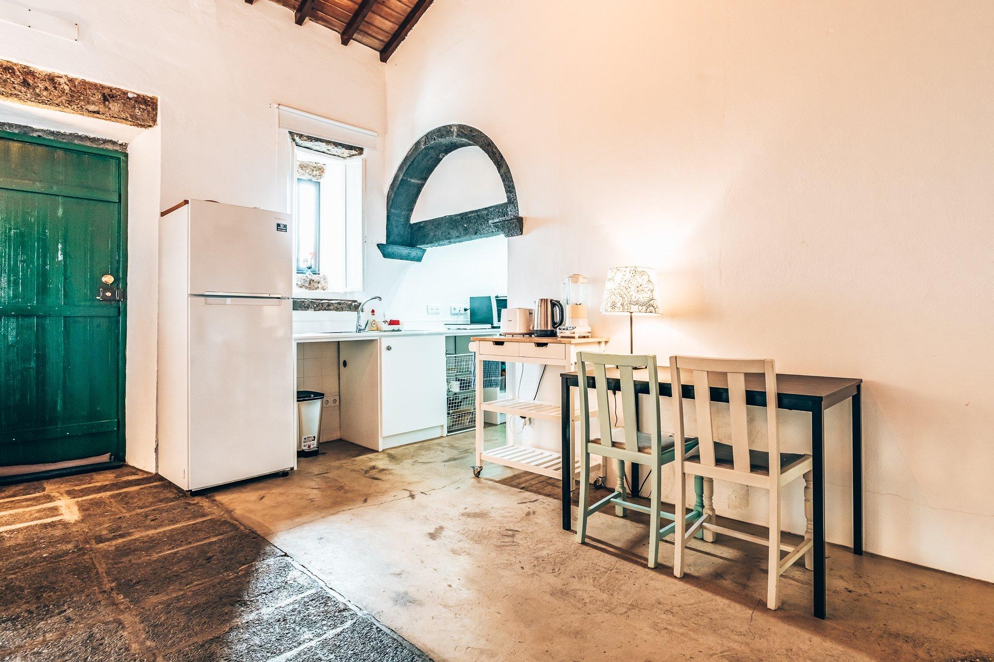 Verblijf Solar Branco Eco Estate, Azoren, Alles over gin.