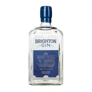 Citrus en fris, Brighton Gin Seaside Strength, Alles over gin
