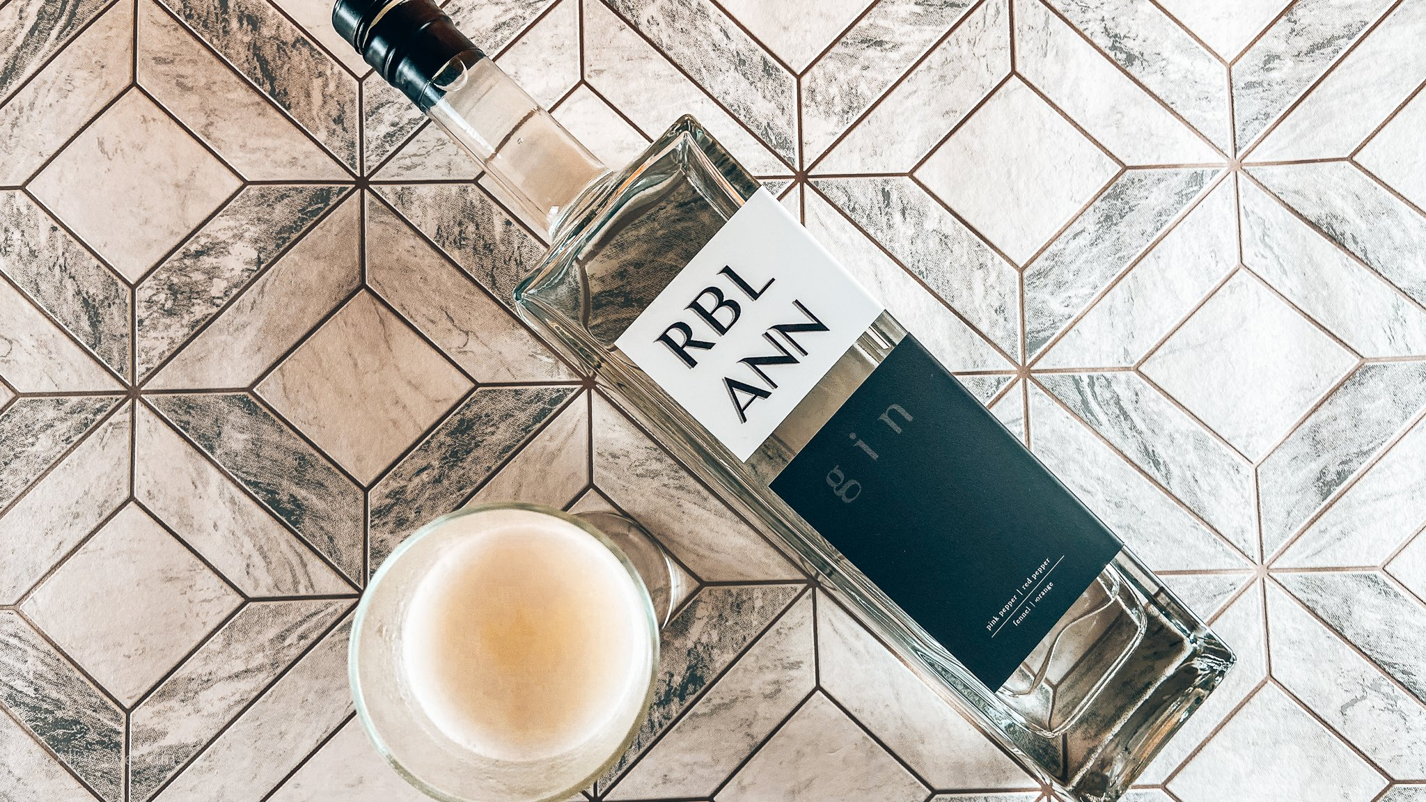 RBL Scroppino, Recept met RBL ANN Gin, Alles over gin.
