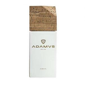 Floraal en zacht, ADAMUS Organic Dry Gin, Alles over gin.