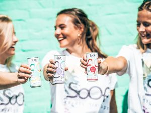 Het verhaal achter Soof Drinks, gin-tonics met Soof siropen, Alles over gin.