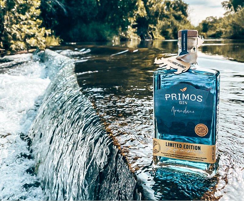 Primos Gin Arándano, Alles over gin.