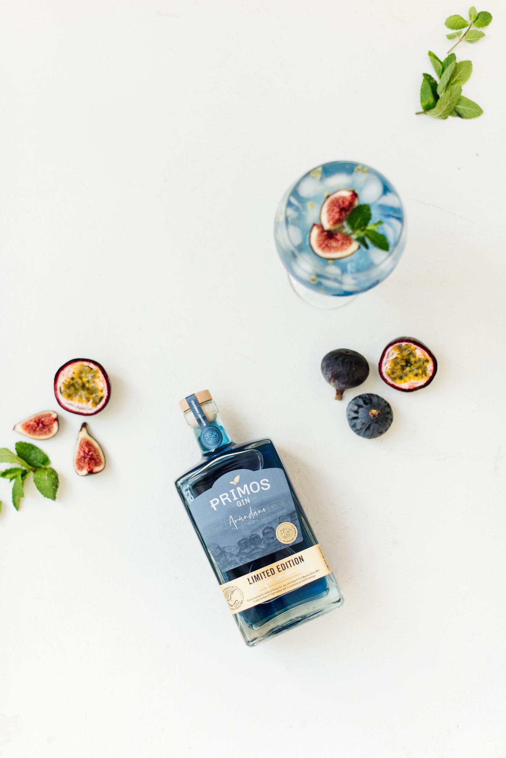 Primos Gin Arandano, Zuid-Afrika, Alles over gin.