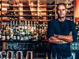 Remco Babay, Bartender & founder Branie Amsterdam, Alles over gin.