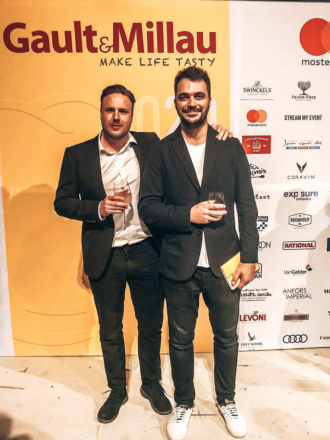 Florian en Miguel, founders van Taberna Pikoteo, Alles over gin.