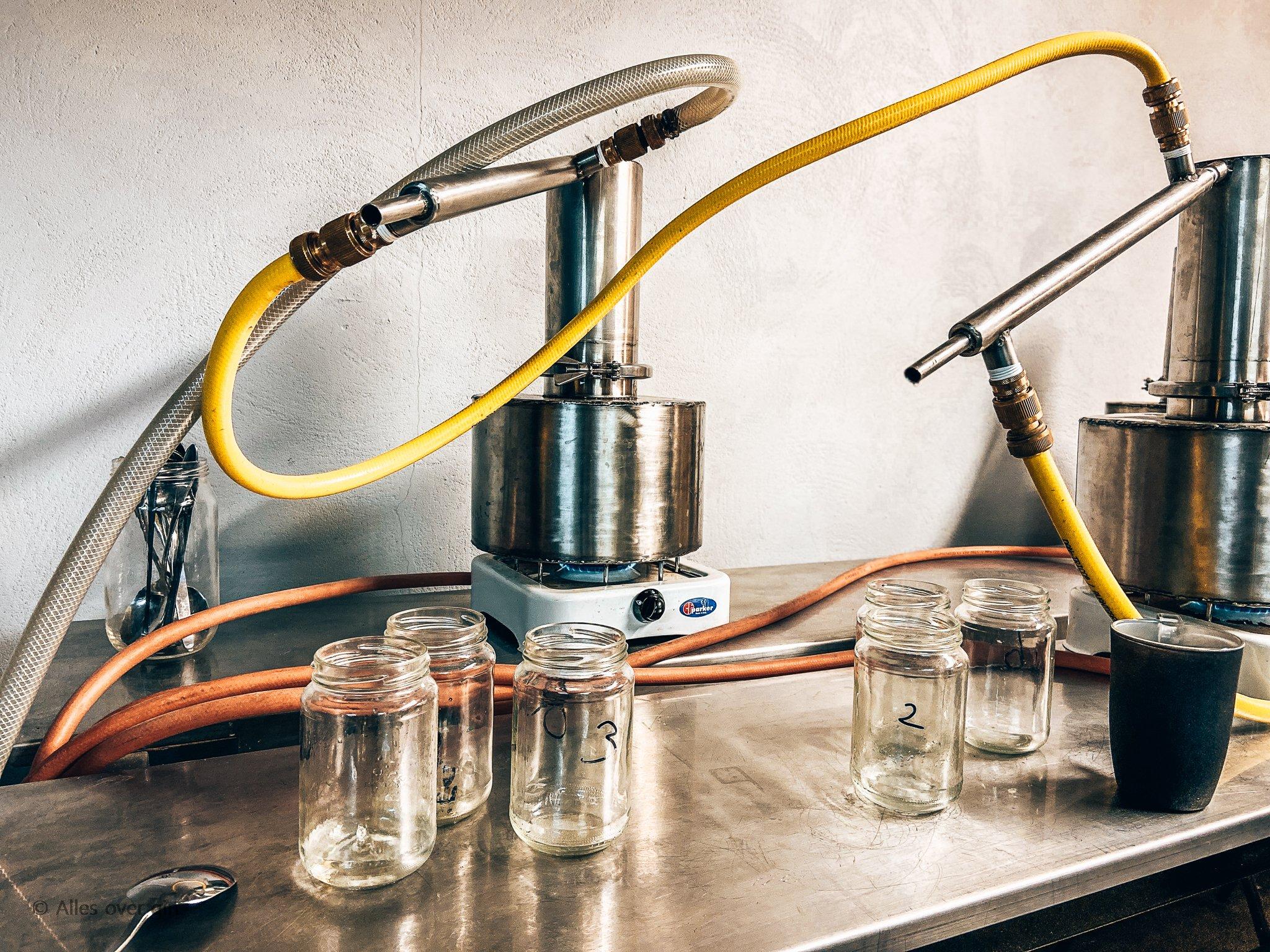 Gin workshop De Tok Distilleerderij, Barneveld, distilleren, Alles over gin..jpg