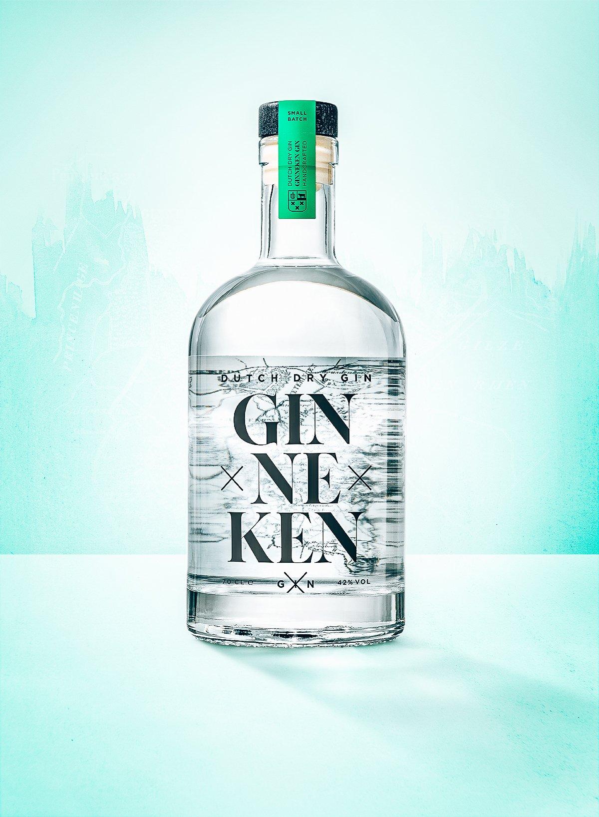 Ginneken Dutch Dry Gin, Alles over gin.