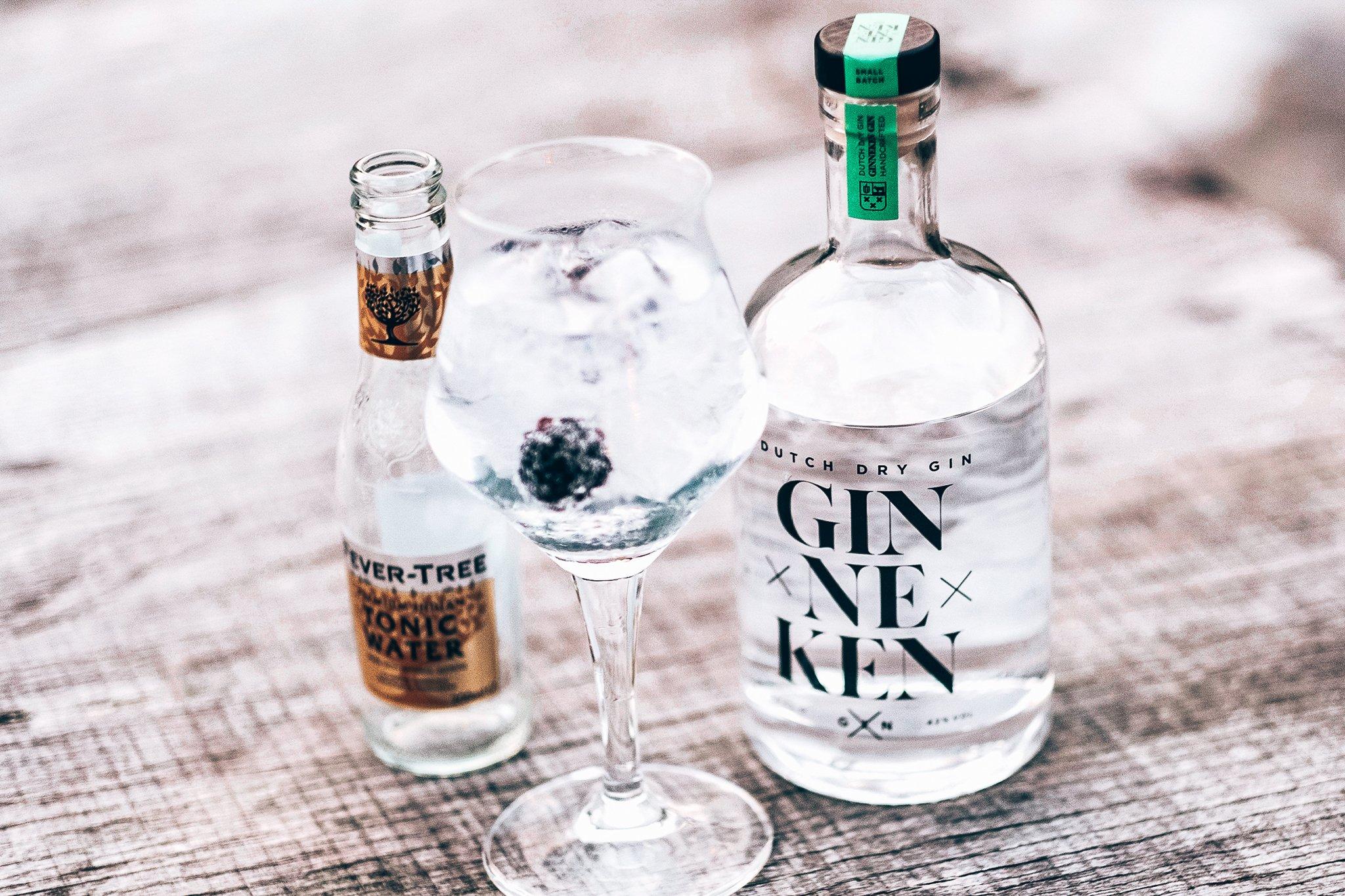 Ginneken Gin, perfect serve, Alles over gin.