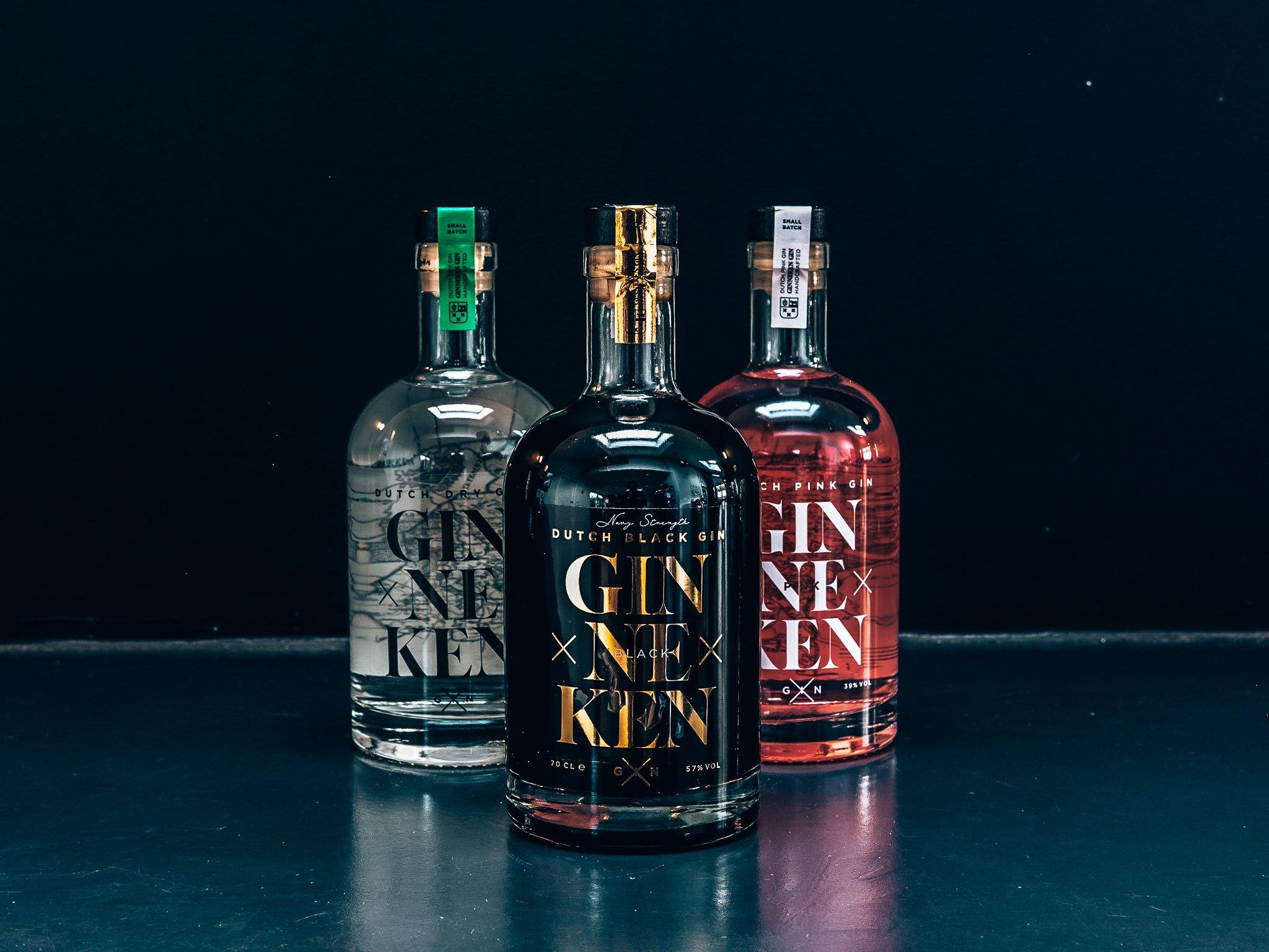Het verhaal achter Ginneken Gin, Alles over gin.