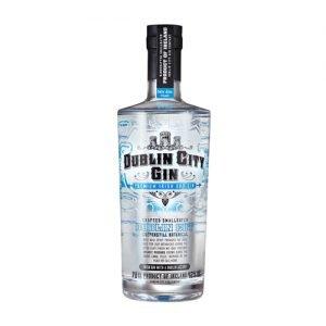 Citrus en fris, Dublin City Gin, Alles over gin.