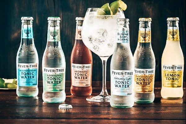 Fever-Tree productrange, Alles over gin.