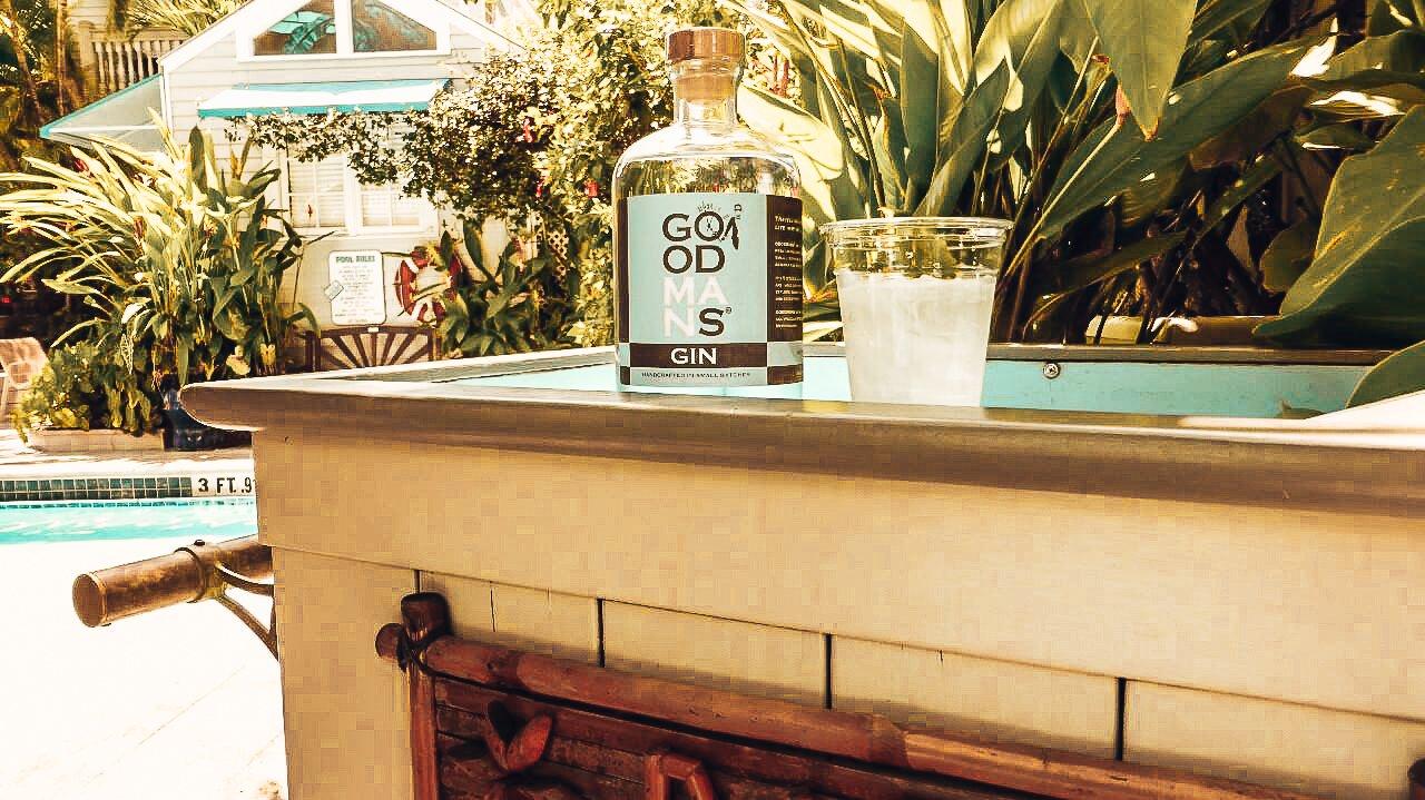 Goodmans Gin met de bar waar het allemaal mee begon, Alles over gin.