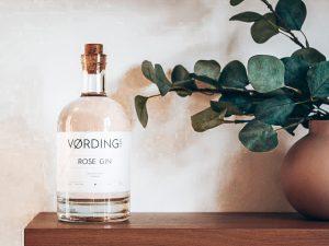 Het persoonlijke verhaal achter Vording's Rose Gin, Alles over gin.
