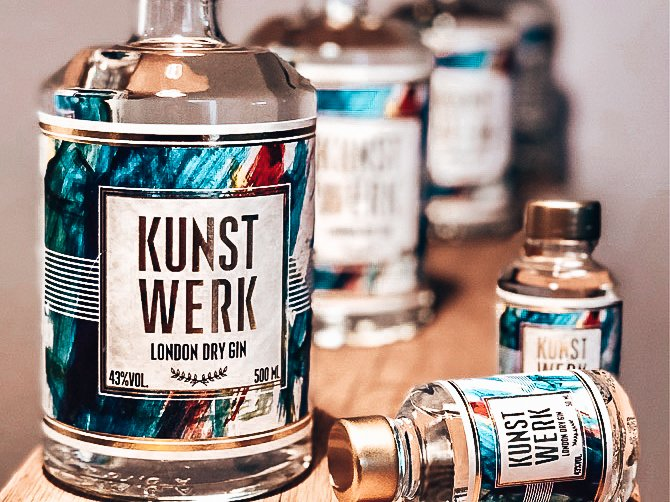 Kunstwerkgin uit Duitsland uitgelicht, Marcus Ritter, Alles over gin.