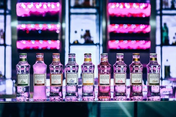 London Essence Mixers, productrange, Alles over gin.