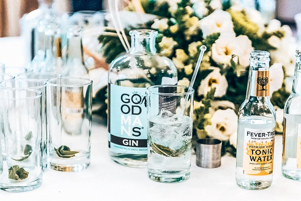 Perfect serve met Goodmans Gin, Alles over gin.
