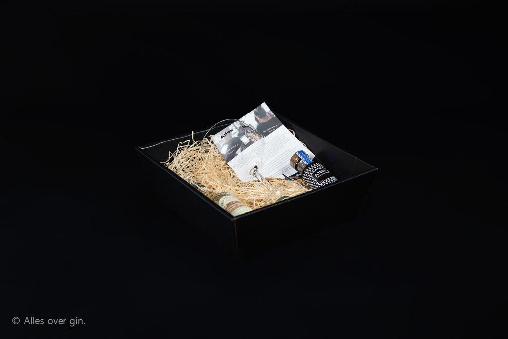VerGINdingsbox - Speciale variant, BCN Groep, Alles over gin.