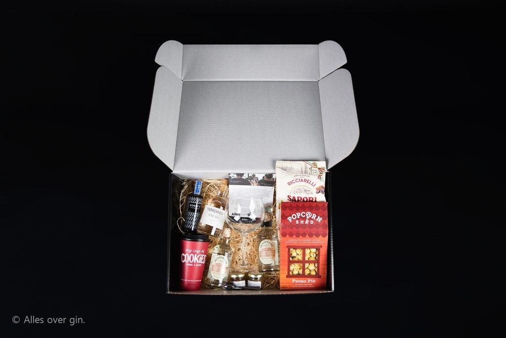 VerGINdingsbox special, slider, JAMF, Alles over gin.
