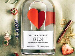 Het persoonlijke verhaal, Broken Heart Gin, Alles over gin.