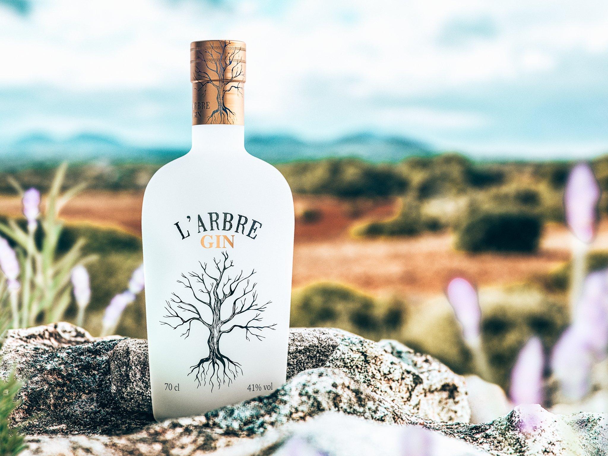 Het verhaal achter L'Arbre Gin, Teichenné Liquors, Alles over gin.