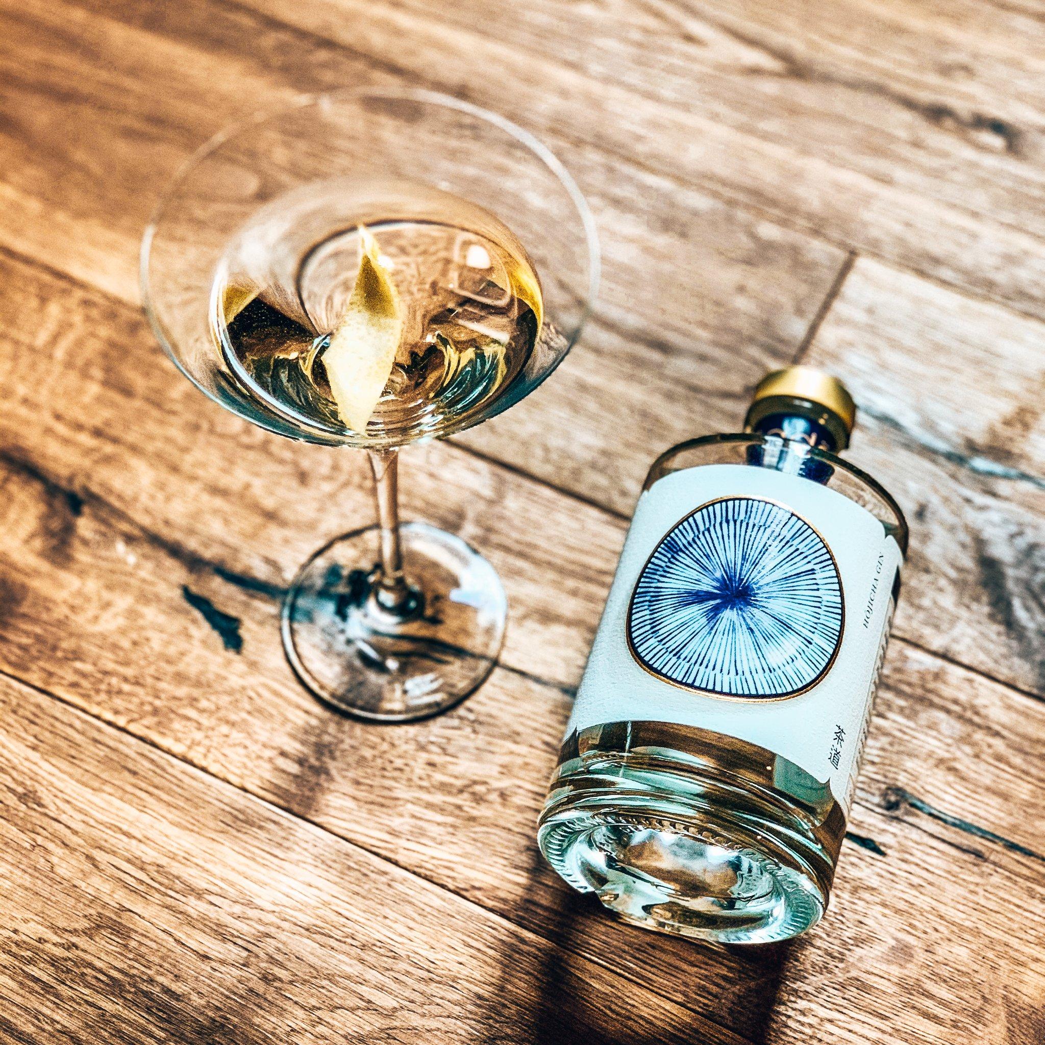 Sado Martini, perfect serve Sado Gin, Alles over gin.