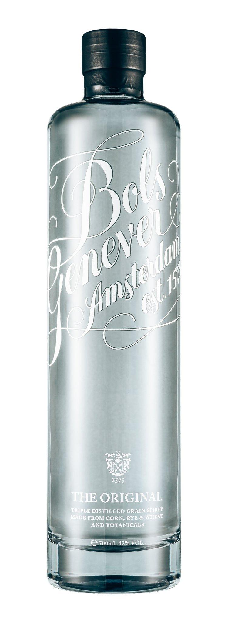 Bols Genever Original, Lucas Bols, Alles over gin.