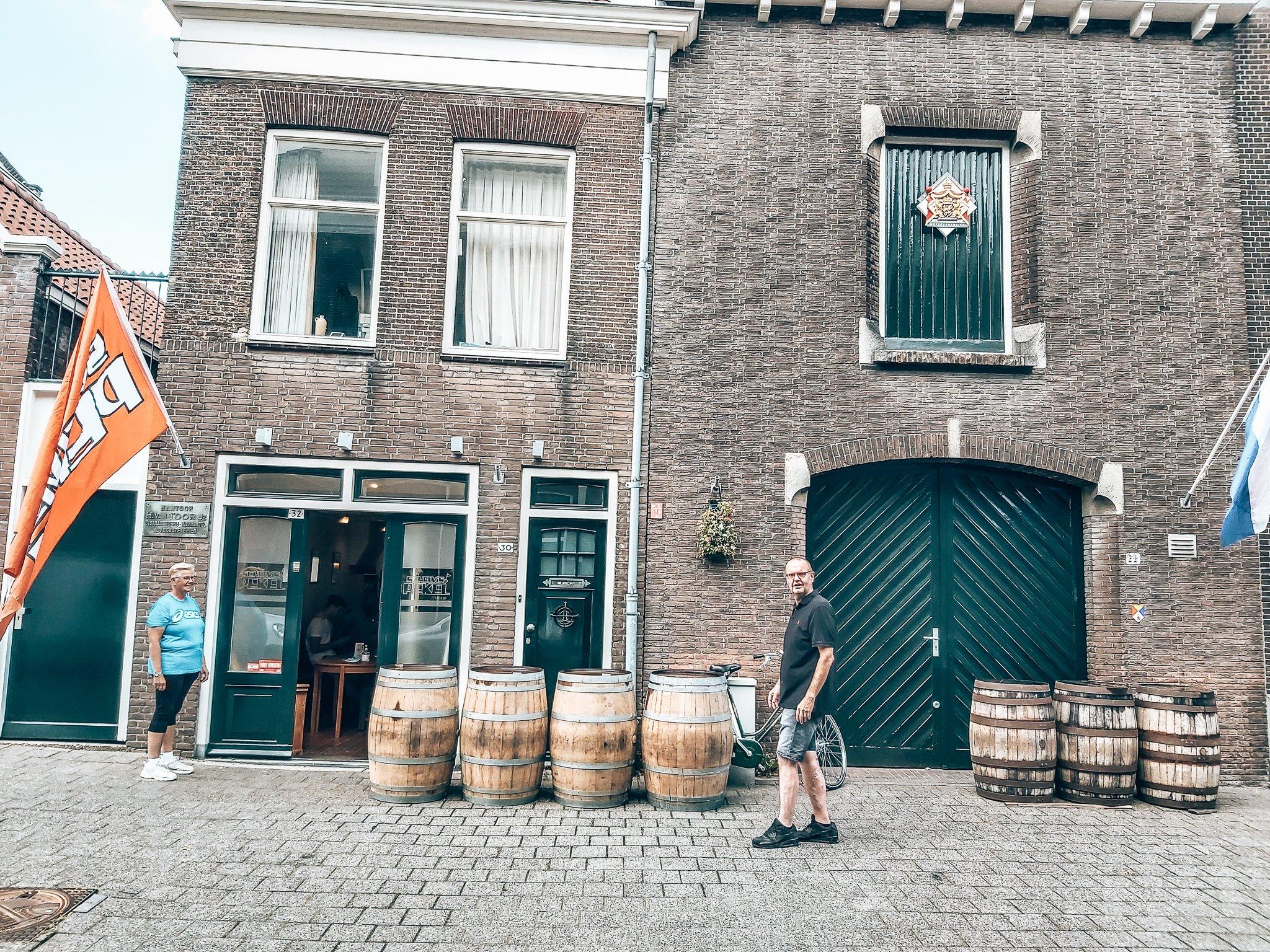 Distilleerderij H. van Toor Jz. in Vlaardingen, de ambachtelijke distilleerderij, Alles over gin.