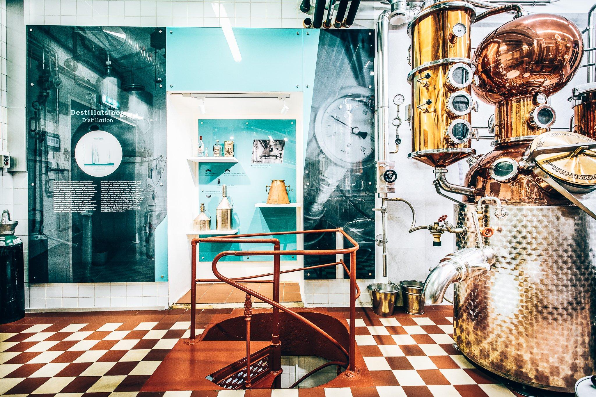 Binnenkijken bij Liviko Distillery, Estland, Crafter's Gin, Alles over gin.