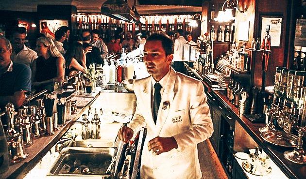 Dry Martini Bar, Barcelona, Ian Bartos, Alles over gin.-2