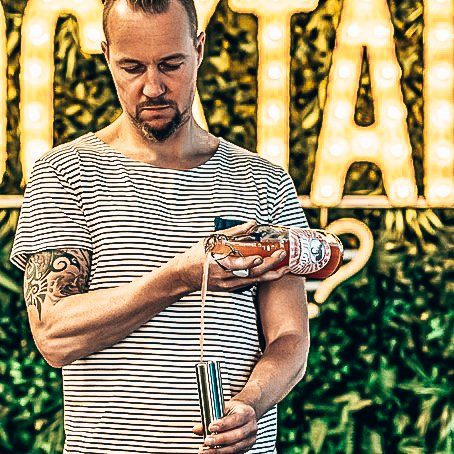 Ian Bartos, het persoonlijke verhaal achter deze bartender, A bartender's story, Alles over gin.-2