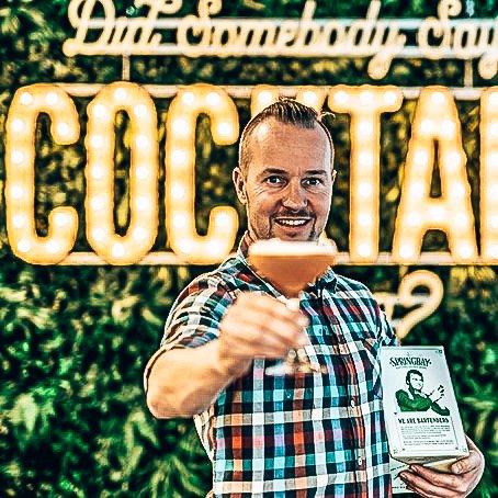 Kennismaken met Ian Bartos, A bartender's story, Alles over gin.-2