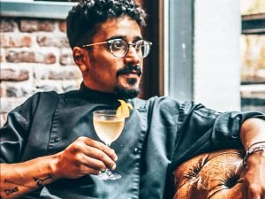 A bartender's story met Caco Mosan, Alles over gin.