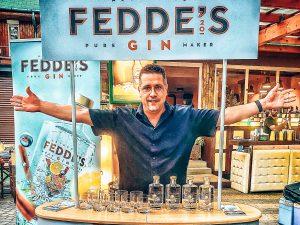Fedde met Fedde's Gin, Alles over gin.