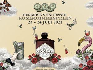Hendrick's Gin Komkommerspelen, Alles over gin