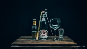 Torine Gin, Distilleerderij H. van Toor Jz., Vlaardingen, Torine's perfect serve, recept, Alles over gin.
