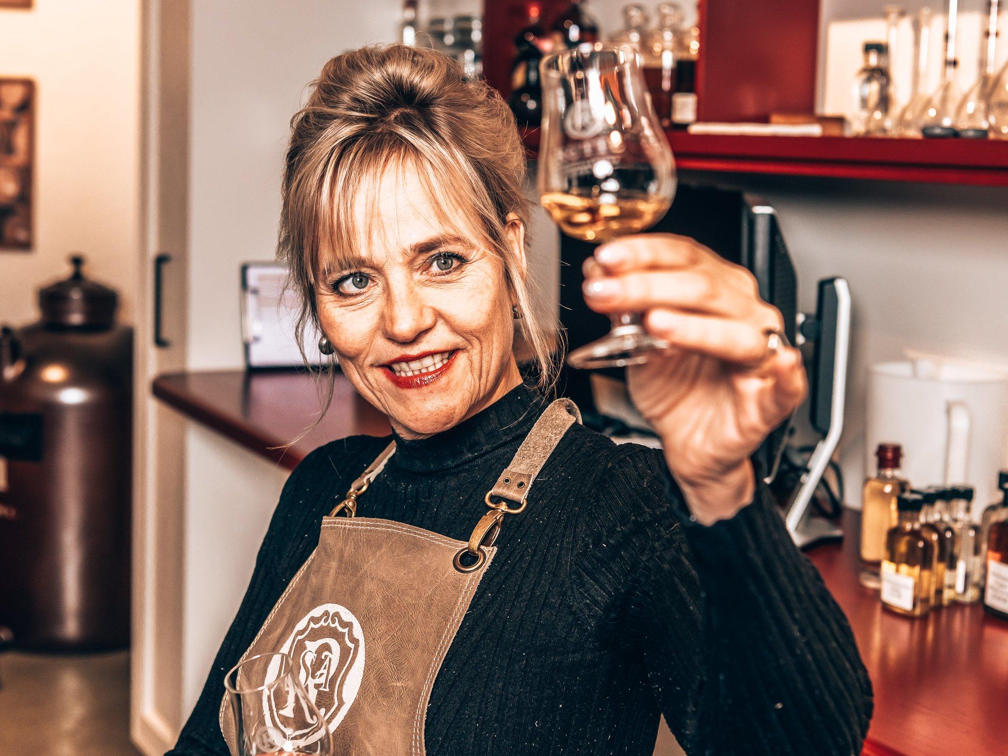 Myriam, Het verhaal van de Master Distiller, Distilleerderij Rutte, Alles over gin.
