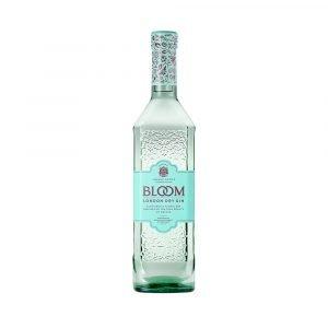 Floraal en fris, BLOOM London Dry Gin, Alles over gin.